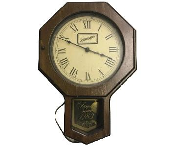 The Lesley Corp Schweppes Clock