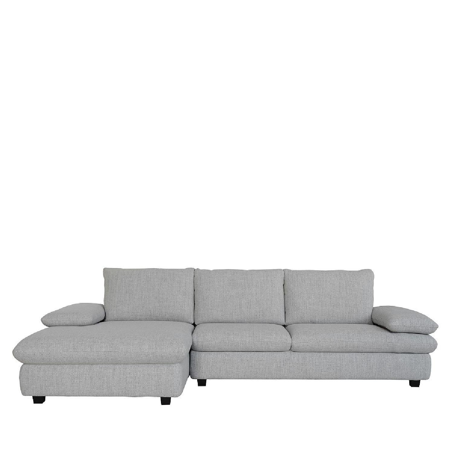 ... Chateau Du0027ax Mason 2 Piece Left Facing Chaise Sectional Sofa 0 ...