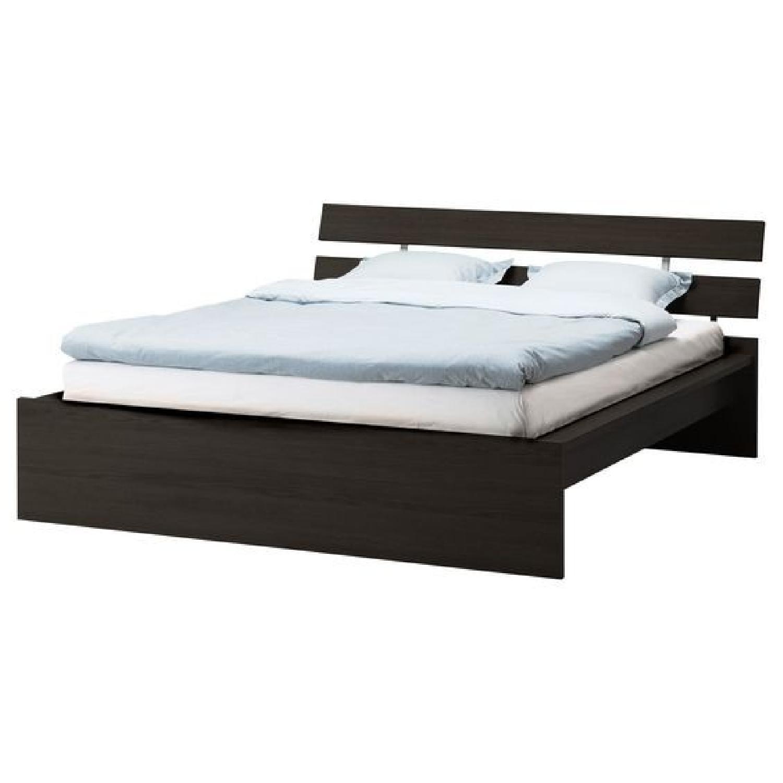 Ikea Hopen Full Bed Frame - AptDeco