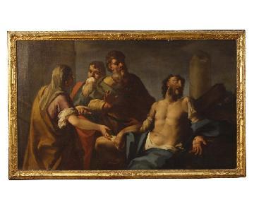 Venetian Paintings Depicting Mythological Scenes