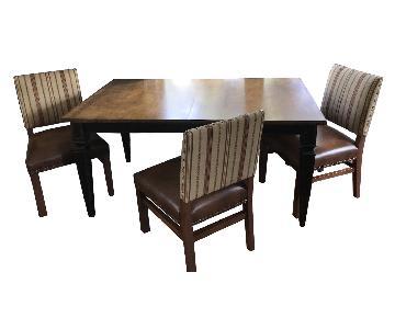Ethan Allen 4-Piece Dining Set