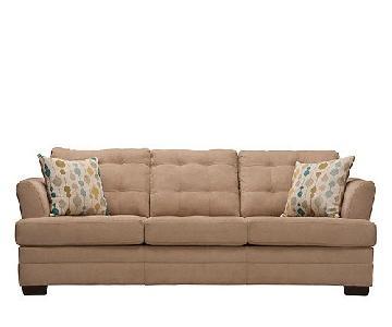 Raymour & Flanigan United Furniture Hayden Sofa