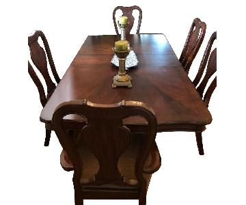 Stanley Furniture 7 Piece Dining Set