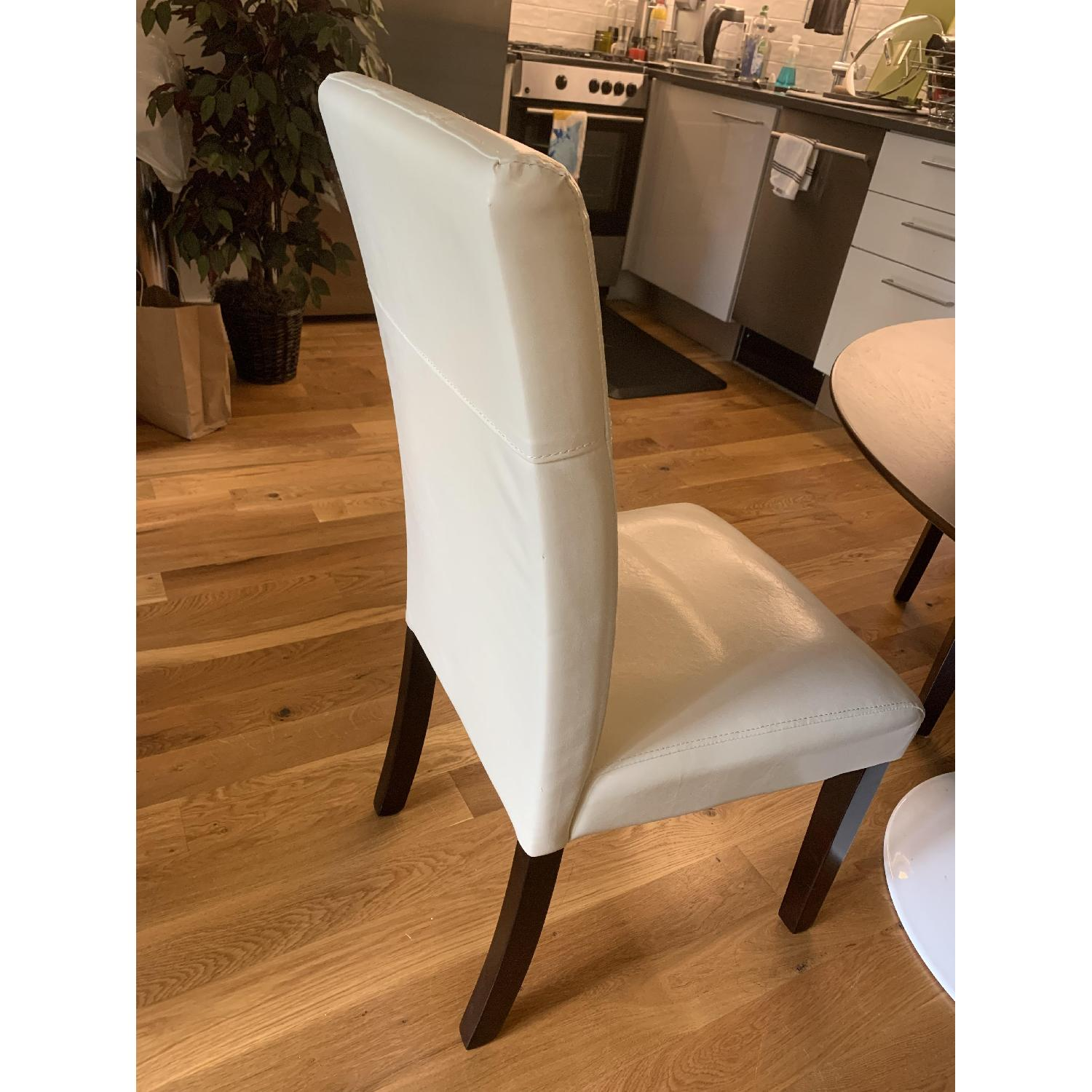 Finley Home Avorio Ivory Dining Chair