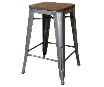 Target Industrial Counter Stools
