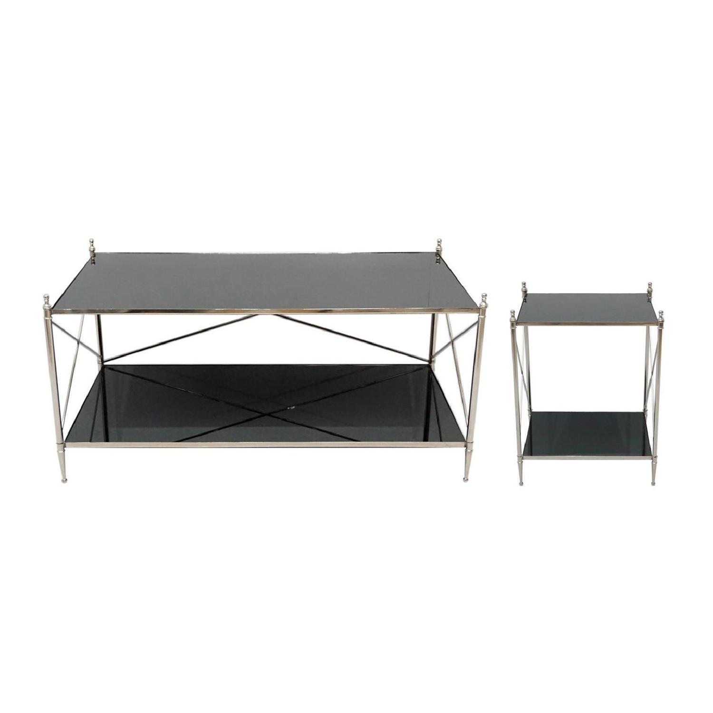 Designe Gallerie Wade Coffee + Side Table