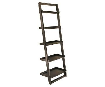 Mercury Row Leaning Ladder Bookcase/Bookshelf