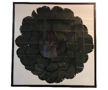 Natural Curiosities Artwork w/ Custom Frame