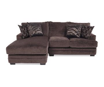 Bob's 2 Piece Right Arm Facing Sectional