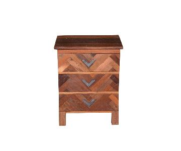 Designe Gallerie Emelia Bedside Tables