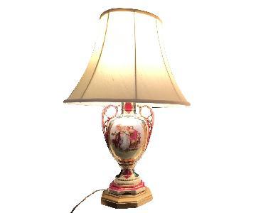 Antique Table Lamps