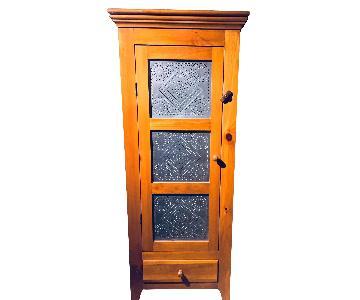 Pie Storage Cabinet
