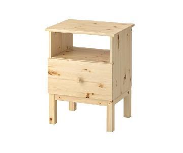 Ikea Tarva Nightstands