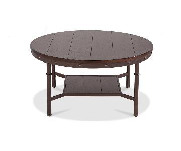 Ashley Sandling Coffee Table + 2 End Tables