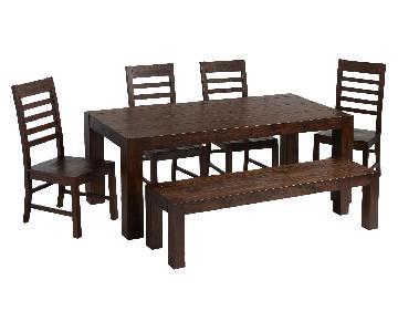 World Market Donnovan 6-Piece Dining Set