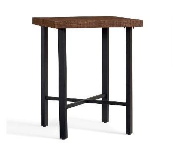 Pottery Barn Griffin Bar Height Dining Table