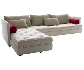 Ligne Roset Nomade 2-Piece Sectional Sofa