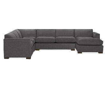 Room & Board Ian 4-Piece Sectional Sofa