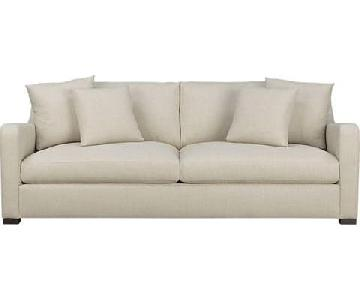 Crate & Barrel Verano Sofa