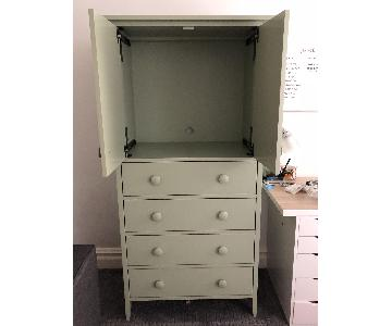 Wood Cabinet/Armoire
