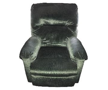 Hunter Green Recliner