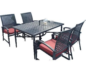 Home Depot NYC Willies 7-Piece Outdoor/Patio Dining Set