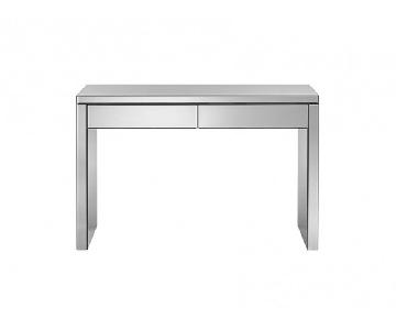 CB2 Runway Mirror Desk