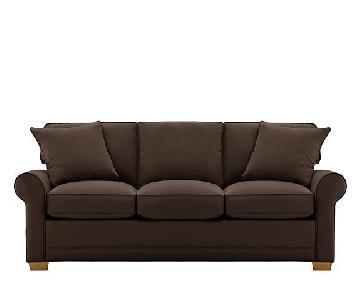 Raymour & Flanigan Fresno Queen Sleeper Sofa