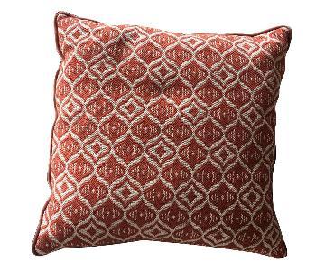Custom Retro Fabric Pillows