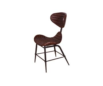 Designe Gallerie Acel Leather Chairs