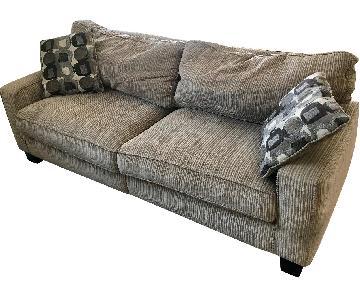 Soft Corduroy Sofa