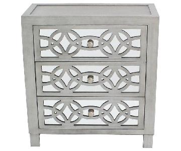Willa Arlo Irvin 3 Drawer Mirror Chest