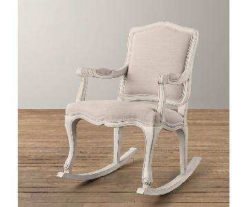 Restoration Hardware Rocking Chair