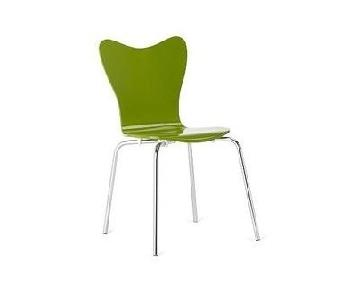 West Elm Scoop Back Desk Chair