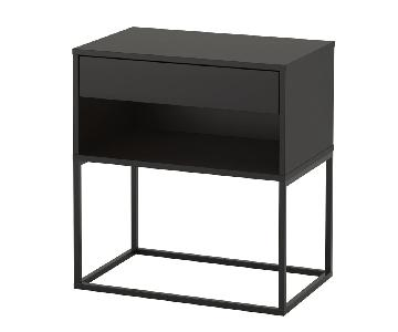 Ikea Vikhammer Nightstands