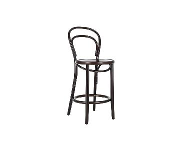 Design Within Reach Era Counter Stools in Black
