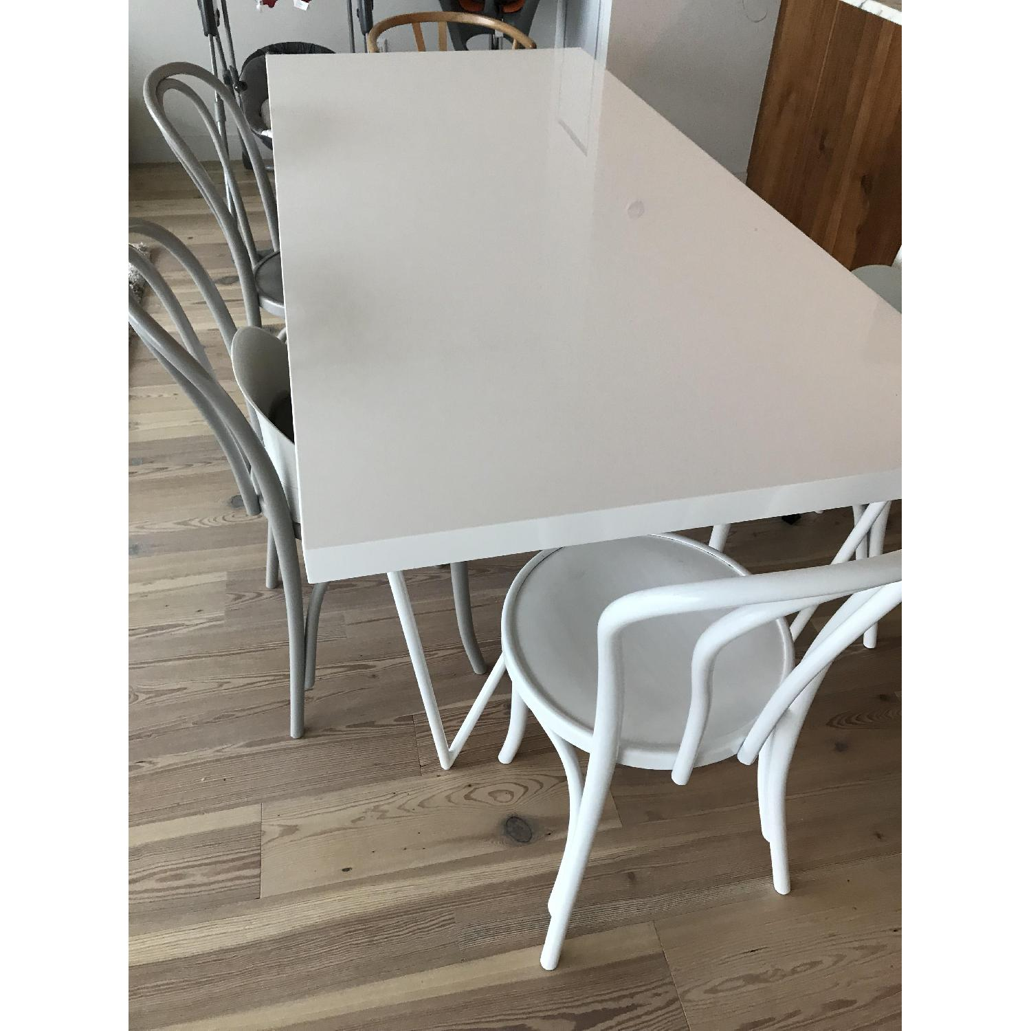 CB Dylan Dining Table AptDeco - Cb2 dining room table