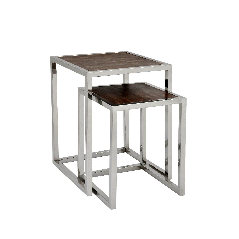 Designe Gallerie Verel 4-Piece Nesting Tables