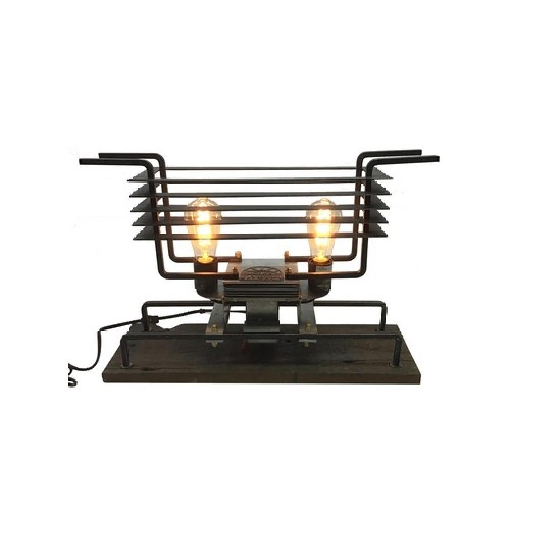 Designe Gallerie Delano Metal Lamps