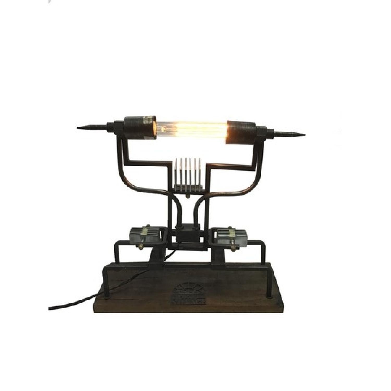 Designe Gallerie Devin Wooden Lamps
