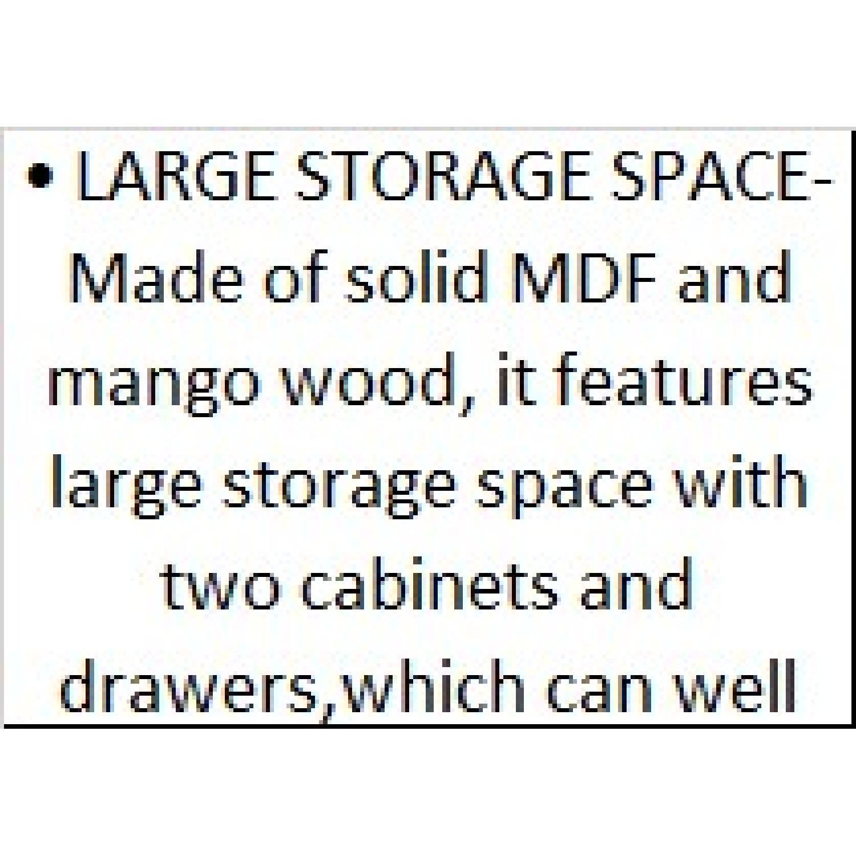 DesigneGallerie Meryl 2 Drawer Cabinets