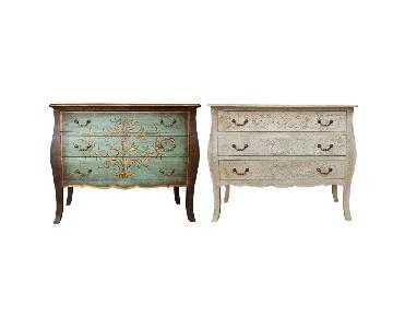 DesigneGallerie Dyana 3 Drawer Chests