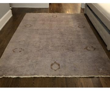 Rugs USA Overdyed Mauve Rug