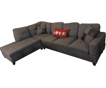 Andover Mills Russ Sectional Sofa