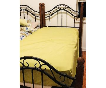 Bob's Twin Size Metal Bed Frame