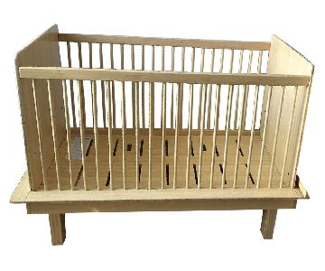 Argington Sahara Crib in Bamboo