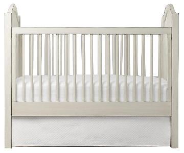 Restoration Hardware Antique Spindle Crib