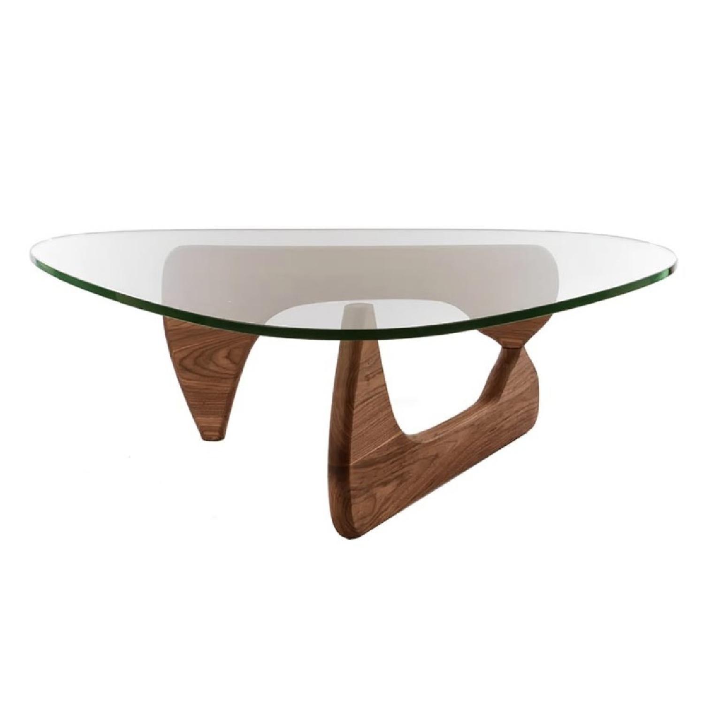 Mid Century Noguchi Table Aptdeco