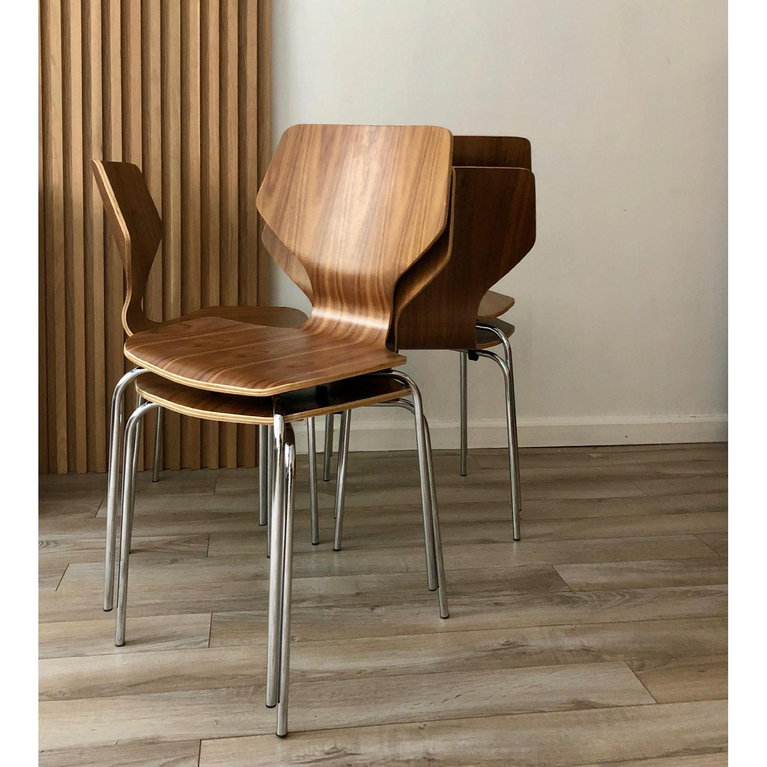 Room & Board Modern Dining Chairs