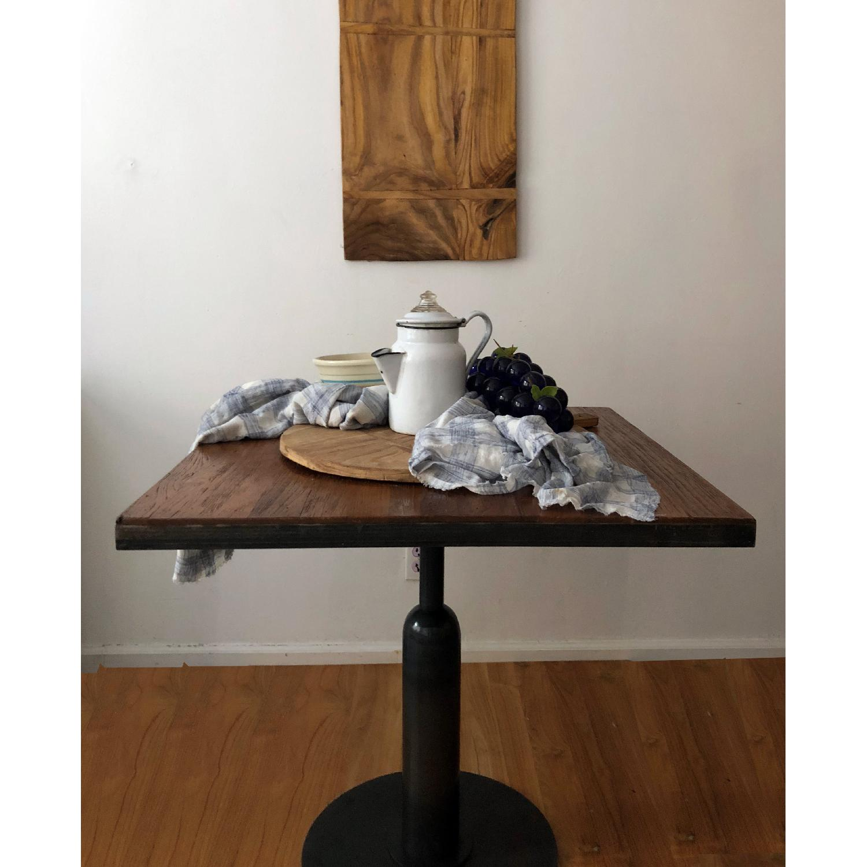Heerenhuis Industrial Modern Cafe Table